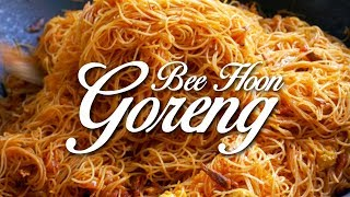 Bee Hoon Goreng || Classic Indian Style