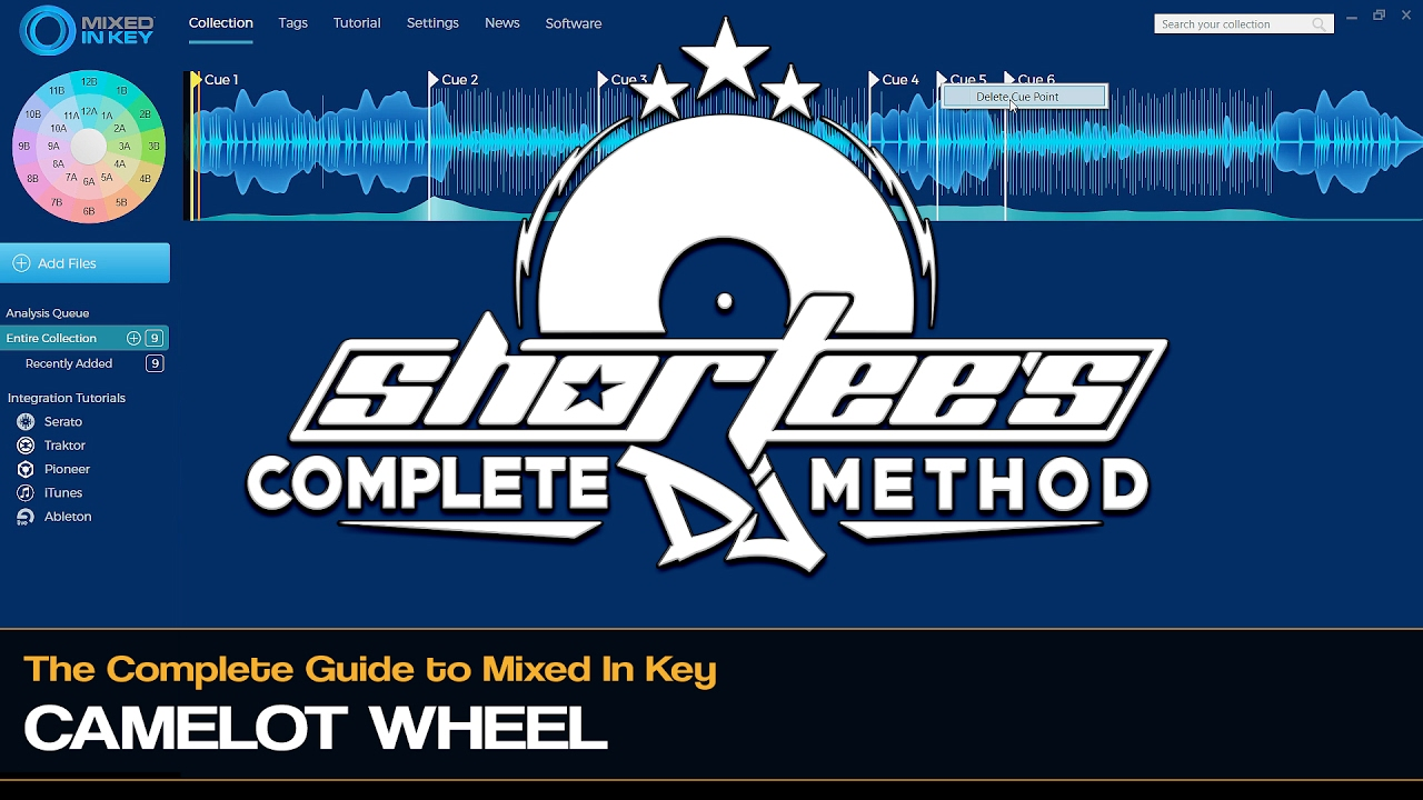 How to Use The Camelot Wheel for Harmonic Mixing While DJing