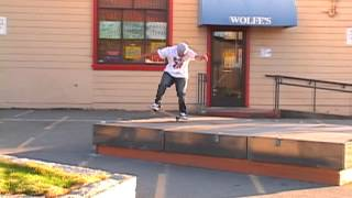 CLIPPED - NOLLIE VARIAL FLIP NOSE MANUAL