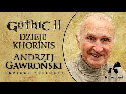 AKTOR Andrzej Gawroński 'Deckard Cain' - GOTHIC II DK | Film dokumentalny