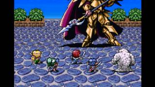 Lufia II - Rise of the Sinistrals - Vizzed.com GamePlay Last village - User video