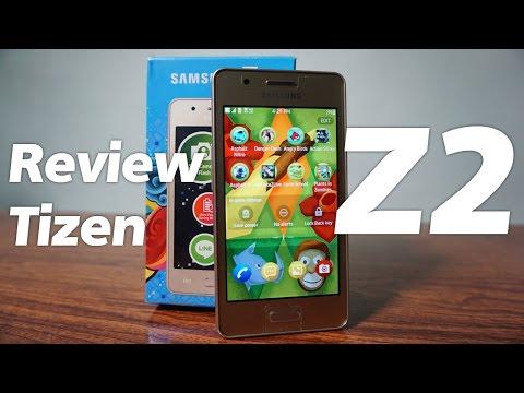 Samsung Z2 Review Indonesia - Tizen OS Cepat dan Gegas