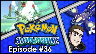 "Pokémon Alpha Sapphire -Episode 36- ""King of the Forest"""