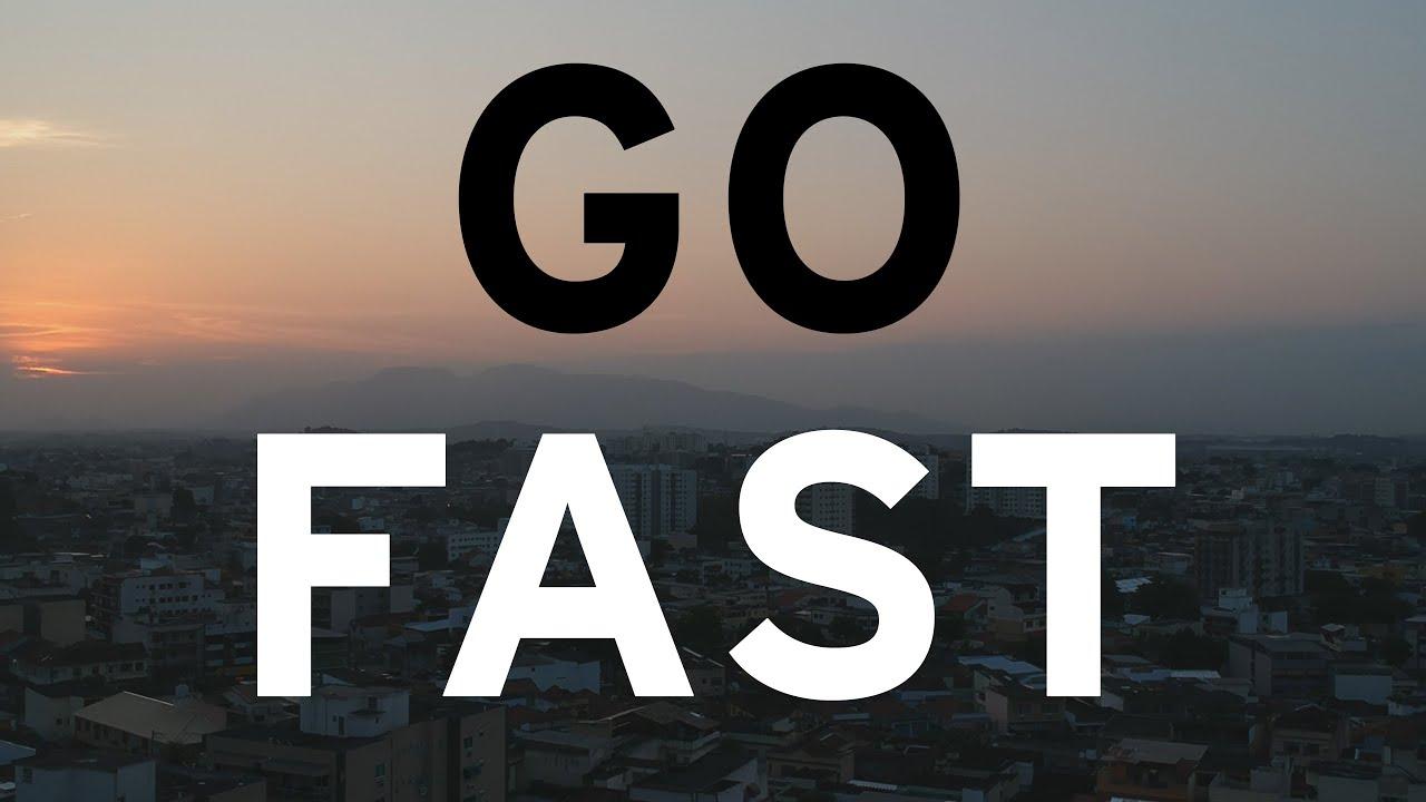 GO FAST! (My RØDE Reel 2020)