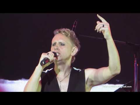 Depeche Mode - SOMEBODY - Rogers Arena, Vancouver - 10/25/17