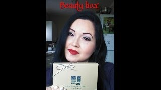 StarLooks beauty box Review Thumbnail