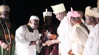 Ooni of Ife Hosts Yoruba Monarchs for 1st National Convention & Conference of Traditional Rulers