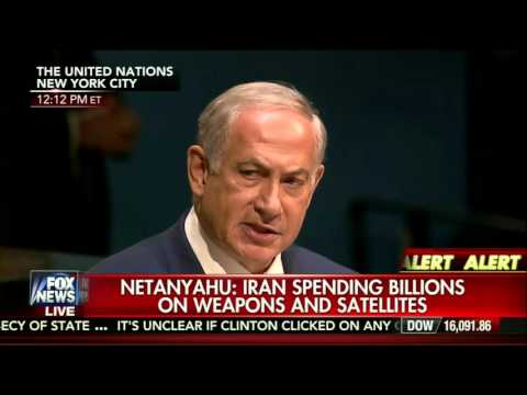 FULL Speech: Israeli Prime Minister Benjamin Netanyahu blasted the United Nations and its members