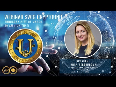 Presentation of SWIG CryptoUnit (STO)