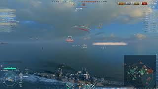 World of Warships 吾妻