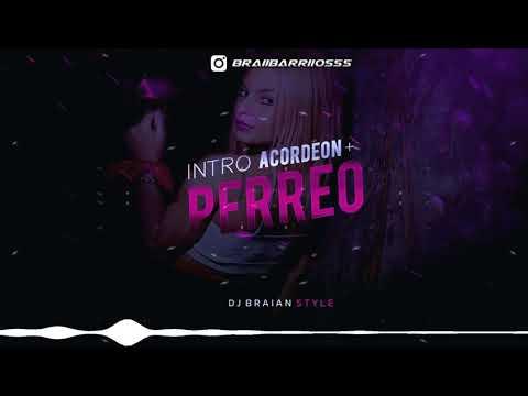 INTRO ACORDEON + PERREO - DJ BRAIAN STYLE