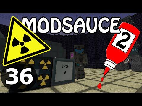 Modsauce 2 #36 - Nuclear Craft Mod Spotlight Part 2/2
