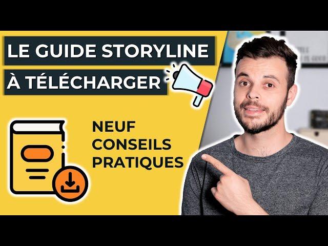 [EBOOK GRATUIT] - Mes neuf conseils pour travailler efficacement avec Articulate Storyline