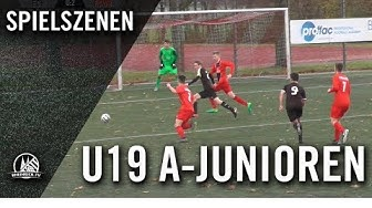 FC Hürth U19 – FC Wegberg-Beeck U19 (10. Spieltag, A-Junioren Bezirksliga 2)