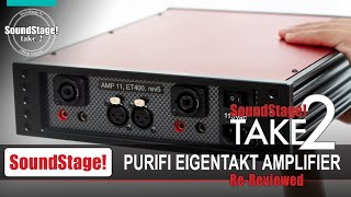 Is This the Best Class-D Amplifier? Purifi Audio's Eigentakt Amplifier Review (Take 2, Ep:15)