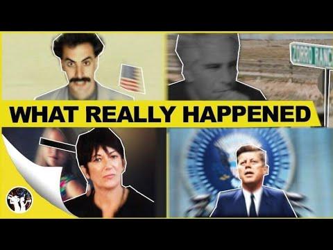 A.G Barr Announces Major Cover-Up Of HUGE Global Scandal On JFK Anniversary