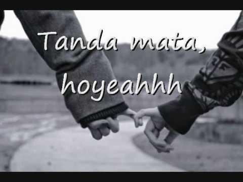 Glenn Fredly - Tanda mata (Lyrics)
