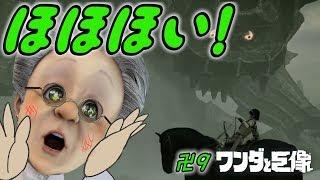 卍9 バーチャルおばあちゃんとワンダと巨像【愛~ほほほほ~い~編】