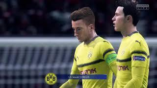 UEFA Champions League Highlights      AS Monaco  vs Borussia Dortmund       (11.12.2018)