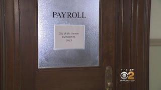 Mount Vernon City Employees' Checks Bounce