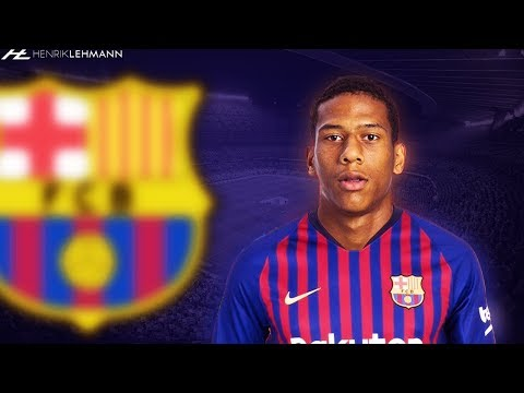 Jean-Clair Todibo - Welcome to FC Barcelona | 2019