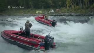 АБАКАН 480 + Mercury-90 ОБЗОР ЛОДКИ с водометом для мелководья  │ тюнинг лодок пвх │ водник 19