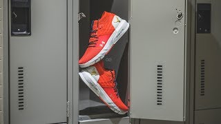 """Under Armour Project Rock 2 """"Blood Orange"""": Review & On-Feet"""