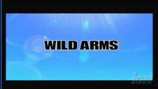 Wild ARMs XF Sony PSP Trailer - Official