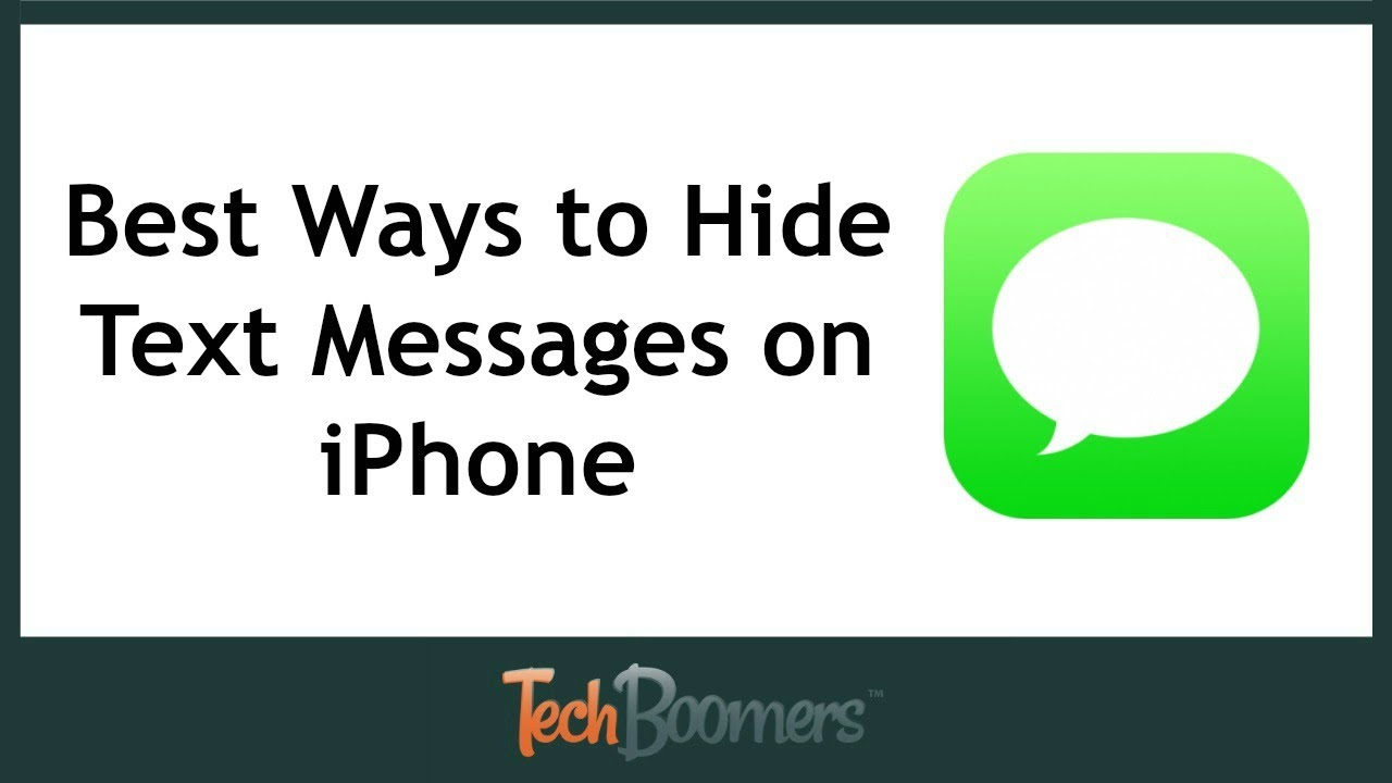 iphone invisible text best ways to hide text messages on iphone 11958