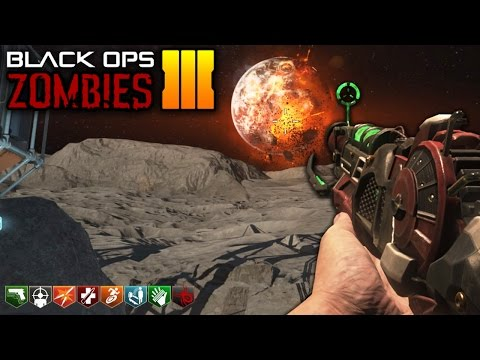SECRET MOON REMASTER ! DLC5 ZOMBIES CHRONICLES BLACK OPS 3