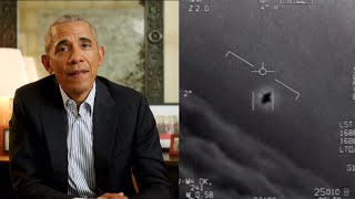 Barack Obama Asked if Aliens Were in Government Lab