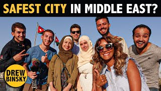 SAFEST CITY IN MIDDLE EAST? (Amman, Jordan)