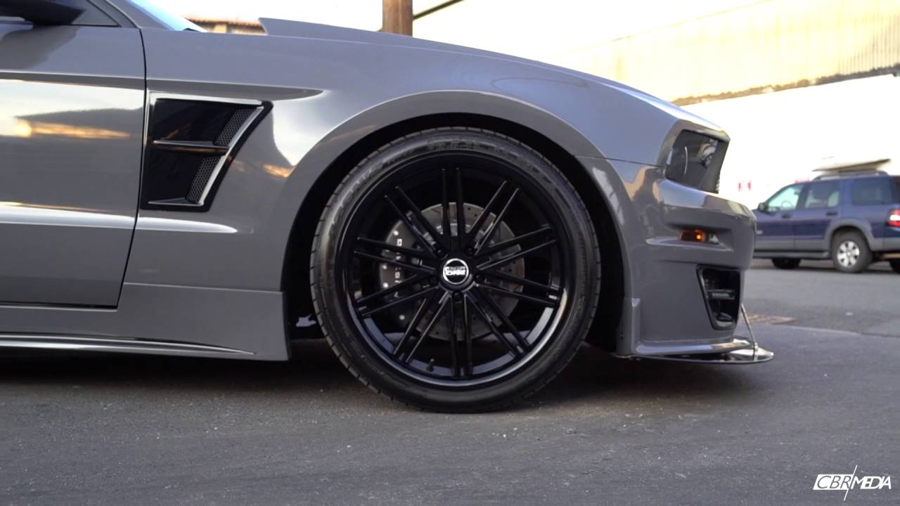 2017 Ford Mustang Gt Concept One Wheels Edit By Cbr Media Ed5 0