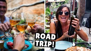 Georgia Road Trip Day 1 | WINE WAS INVENTED HERE (Signagi)