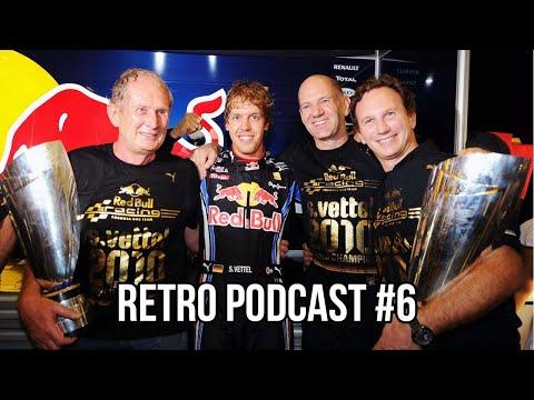 Historia Red Bulla w Formule 1 - Retro Podcast #6