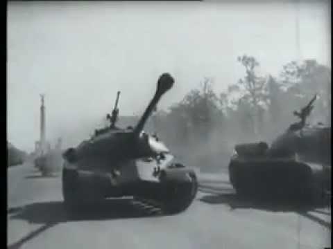 Парад Победы в Берлине (Allies Parade in Berlin / Siegesparade Berlin) - 1945