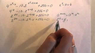 ЕГЭ по математике. Решение показательных  уравнений -3