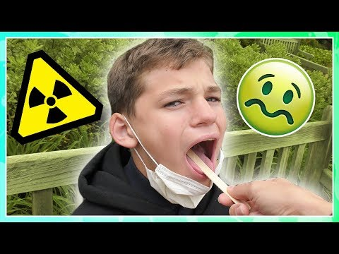 TYLER GETS SENT HOME WITH THE MEASLES! 😱| We Are The Davises