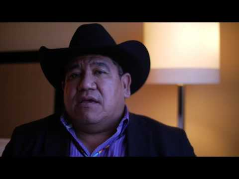 Standing with Standing Rock by Cheyenne River Sioux Tribal Chairman