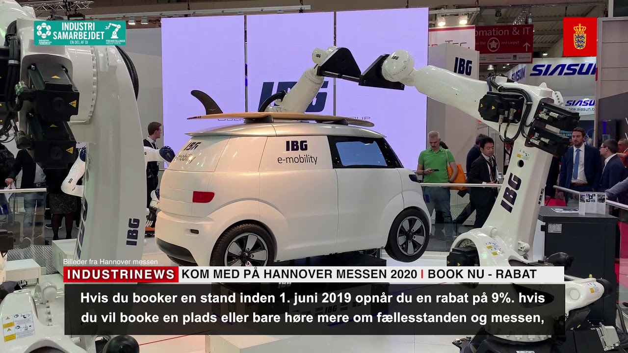 hannover messen 2020