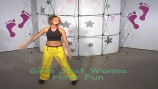 Girls Just Wanna Have Fun - Learn to Dance