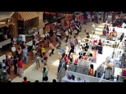 FlashMob Sound of Music Jakarta (Kota Kasablangka)