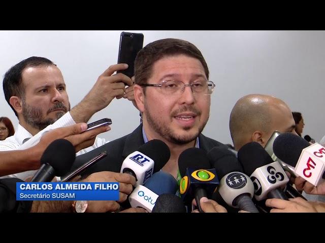 Surto de gripe suína preocupa autoridades do Amazonas