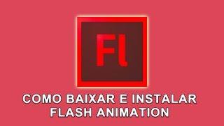 Como Baixar e Instalar o Adobe Flash Cs6 Profissional (64 bit)