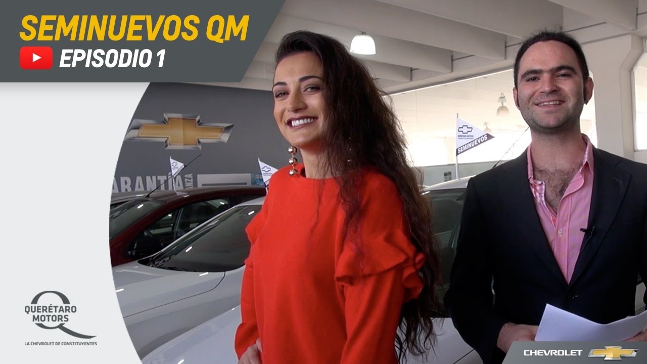 1f2d697b3 Seminuevos Querétaro Motors, Episodio 01. - YouTube