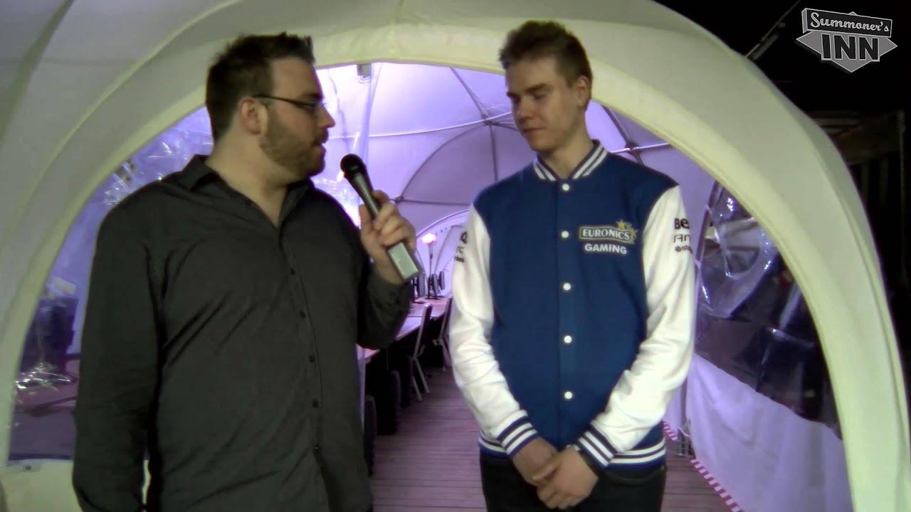Interview Mit Satorius Auf Den Esl Meisterschaft Finals Youtube