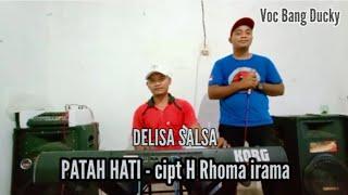 Download lagu PATAH HATI (cipt H Rhoma irama) cover orgen tunggal Delisa salsa