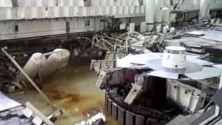 Катастрофа на Саяно-Шушенской ГЭС(На ГЭС рухнула кровля в машинном зале., 2009-08-17T21:35:59.000Z)