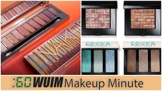 Urban Decay is HOT w/Naked HEAT Collection! + Bobbi Brown Summer on Pre-Order! | Makeup Minute