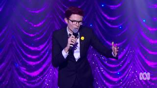Rhys Nicholson - 2015 Comedy Up Late on ABC (Ep3)